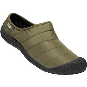 Keen Howser Slides Men, dark olive/black